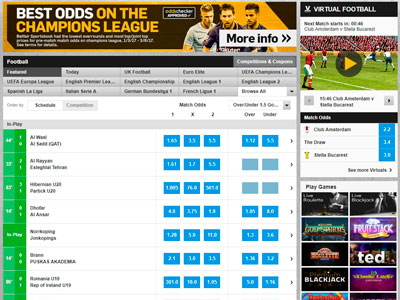 Betfair Bookmaker Review And March 2021 Football Bonuses – Get Up to £100