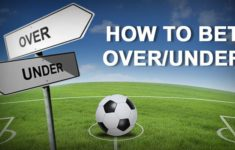 How to Bet Over Under Correctly